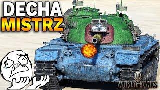 DECHA, czyli POLSKI MISTRZ - Gramy jak FAME #4 - World of Tanks