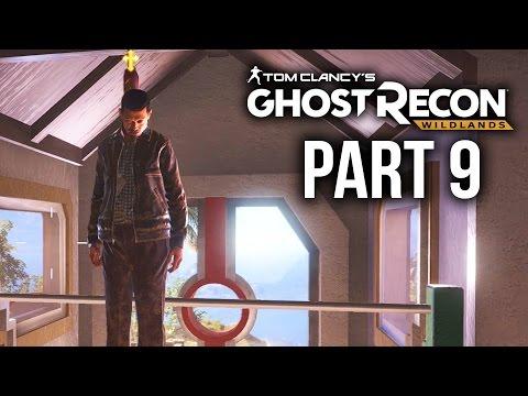 GHOST RECON WILDLANDS Gameplay Walkthrough Part 9 - EL EMISARIO (Full Game)