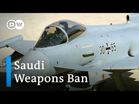 Germany extends weapon export ban to Saudi Arabia | DW News