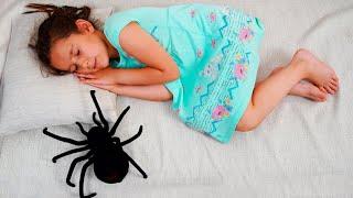 PIPONA. Лера и История с пауком