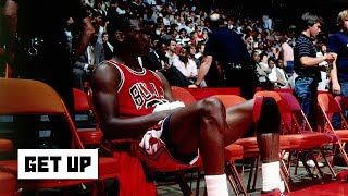 MJ shows us in 'The Last Dance' how lonely basketball greatness can be - Jay Williams | Get Up