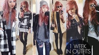 A Week in Outfits #2 | Amy Valentine Thumbnail