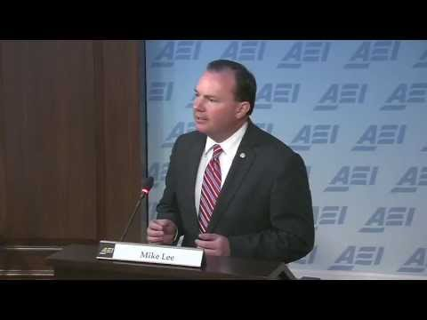 Sen. Mike Lee: Inequality crisis in America