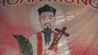 Đêm hoan ca mừng 177 năm cha thánh Giuse Nguyễn Đình Nghi tử đạo