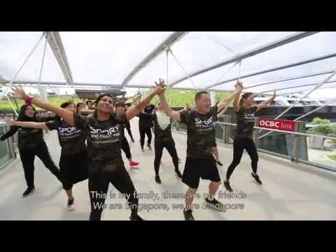 2018 GetActive! Singapore NDP Workout [Instructional Video]