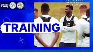 Foxes Train In Surrey Ahead Of QPR Clash | Leicester City In Pre-Season
