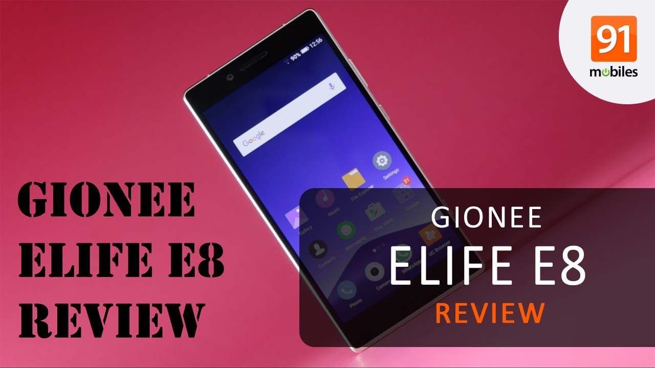 Gionee Elife E8 Problems Videos - Waoweo