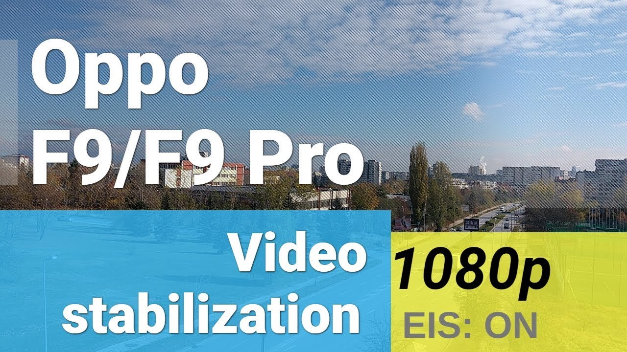 Oppo F9/F9 Pro review: Camera