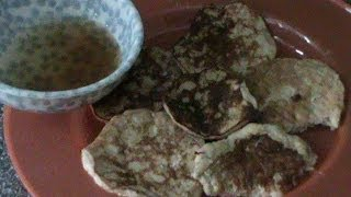 Healthy Two Ingredient Pancakes (gluten Free, Dairy Free & Delicious)!!!!