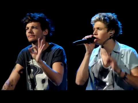 Over Again (HD) - One Direction - Salt Lake City, UT 7/25/13