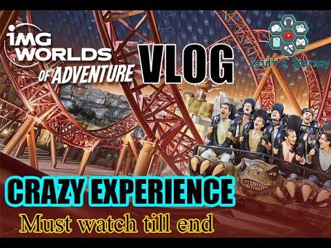 IMG worlds VLOG (Dubai)
