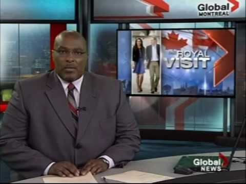 Global News Montreal - Royal Visit - July 2, 2011