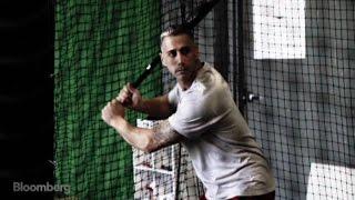 The Former Baseball Pro Turned High-End Bat Maker