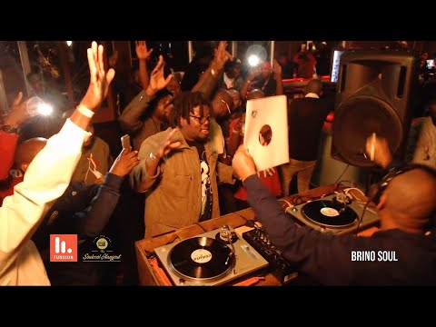FunsionSA | Brino Soul Live At The Soulcool Hangout's Vinyl Experience