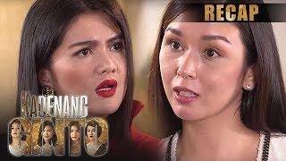 Romina regains ownership of Camila | Kadenang Ginto Recap