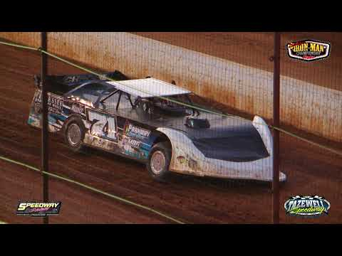 Tazewell Speedway | Buddy Rogers Memorial | Fall Nat'ls/Iron Man Qualifying | Sept  1, 2019