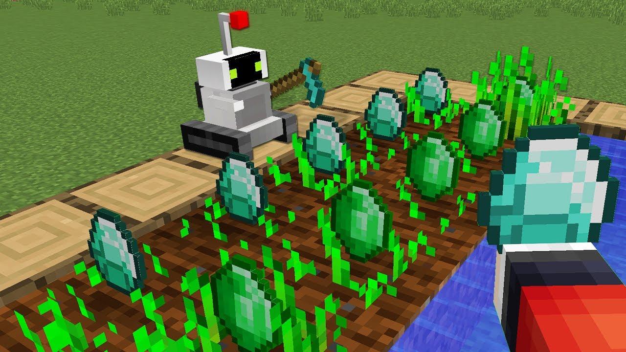 Download 1000$ ROBOT - Minecraft