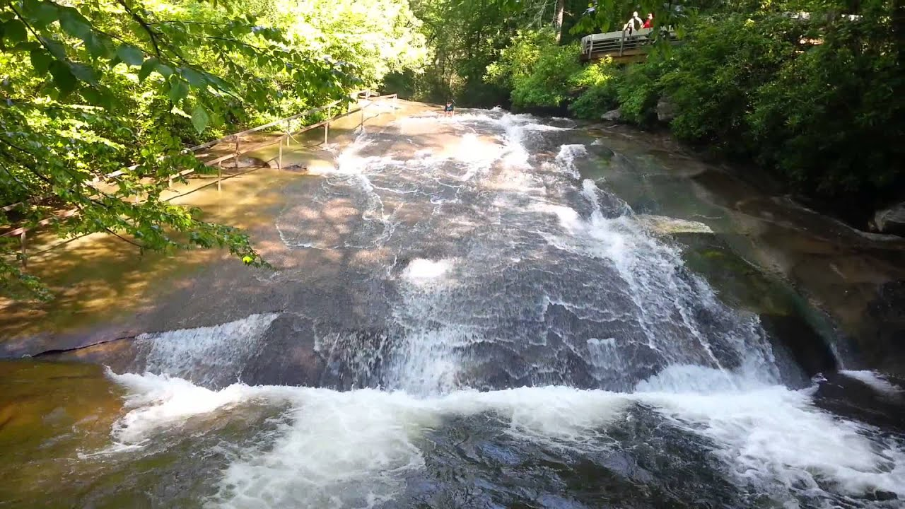 Nc also 10069881 likewise Watch as well Cliffsidetrail besides Sliding Rock In North Carolina Mountains. on cashiers sliding rock