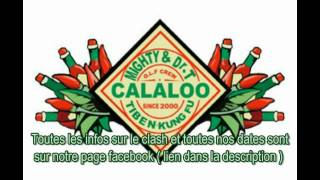 "Kandy man representing Calaloo "" War """