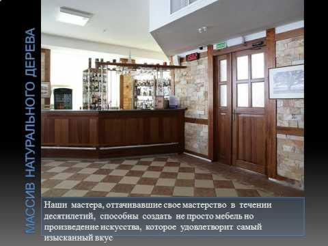 Барные стойки компании Трейд-Лайн-Дизайн Минск