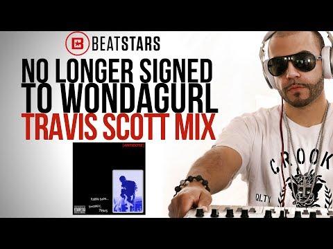 I'm No Longer Signed to Wondagurl, Travis Scott Mix Comments (Eestbound pt 2)