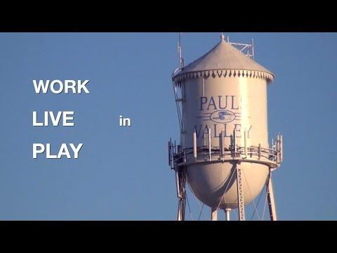 Pauls Valley #WorkLivePlay