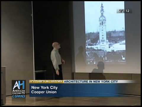 Lectures in History Preview: New York City's Architecture