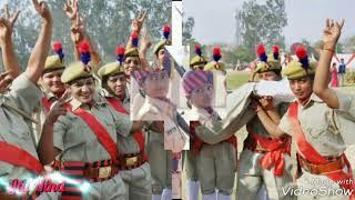 Cover images Hathon me Tirnga Pyara, Teri Goud ka Mujhko Sahara Jai Jai Bharat Bhumi