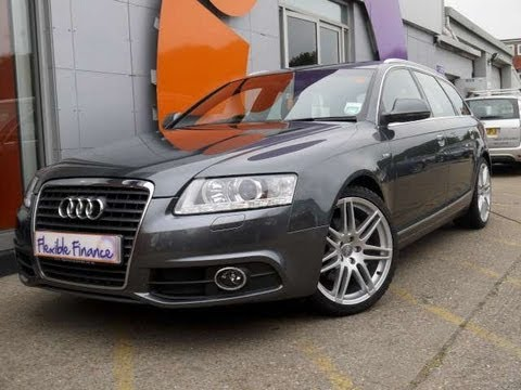2011 audi a6 avant s line special edition 2 0 tdi 170 for sale in hampshire youtube. Black Bedroom Furniture Sets. Home Design Ideas