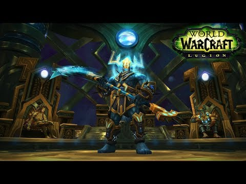World of WarCraft #62 Трон Пантеона / Обновление 7.3.5