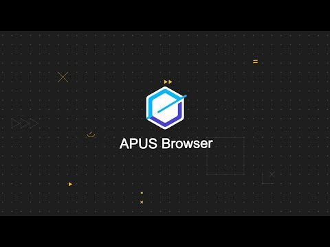 APUS Browser-Fast,Easy,Small  [Mod]