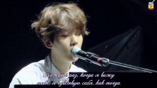 EXO Baekhyun BEAUTIFUL OST EXO NEXT DOOR рус саб