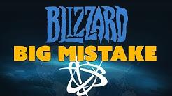 Blizzard Admits BIG MISTAKE - The Know Game News