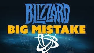 Blizzard Admits BIG MISTAKE - The Know Game News