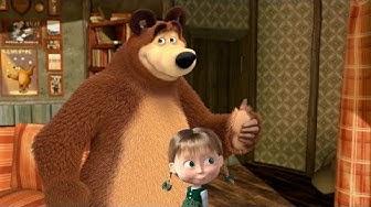 Masha und der Bär - Alle Folgen 🎬 Zeichentrickfilme für Kinder 2019