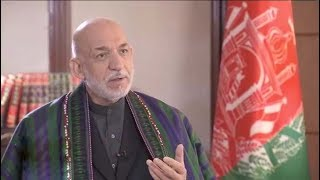 08/24/2018: Interview with Hamid Karzai: Who is the biggest threat to peace in Afghanistan?