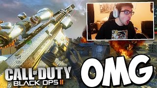 BACKWARDS BO2 FFA TRICKSHOTTING! - Black Ops 2 Trickshotting