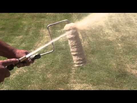 How to clean a paint roller in 60 seconds