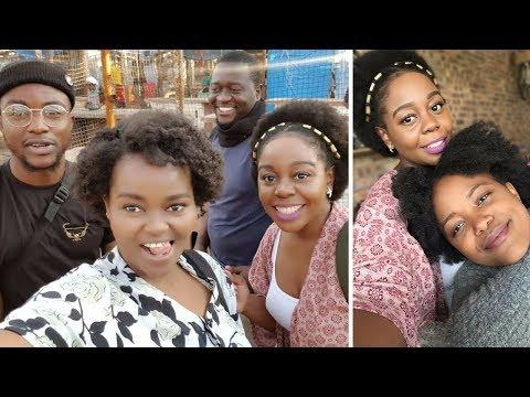 Lusaka Vlog 4: Garden City & Soweto Market