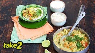 Vegetable Korma Curry Recipe