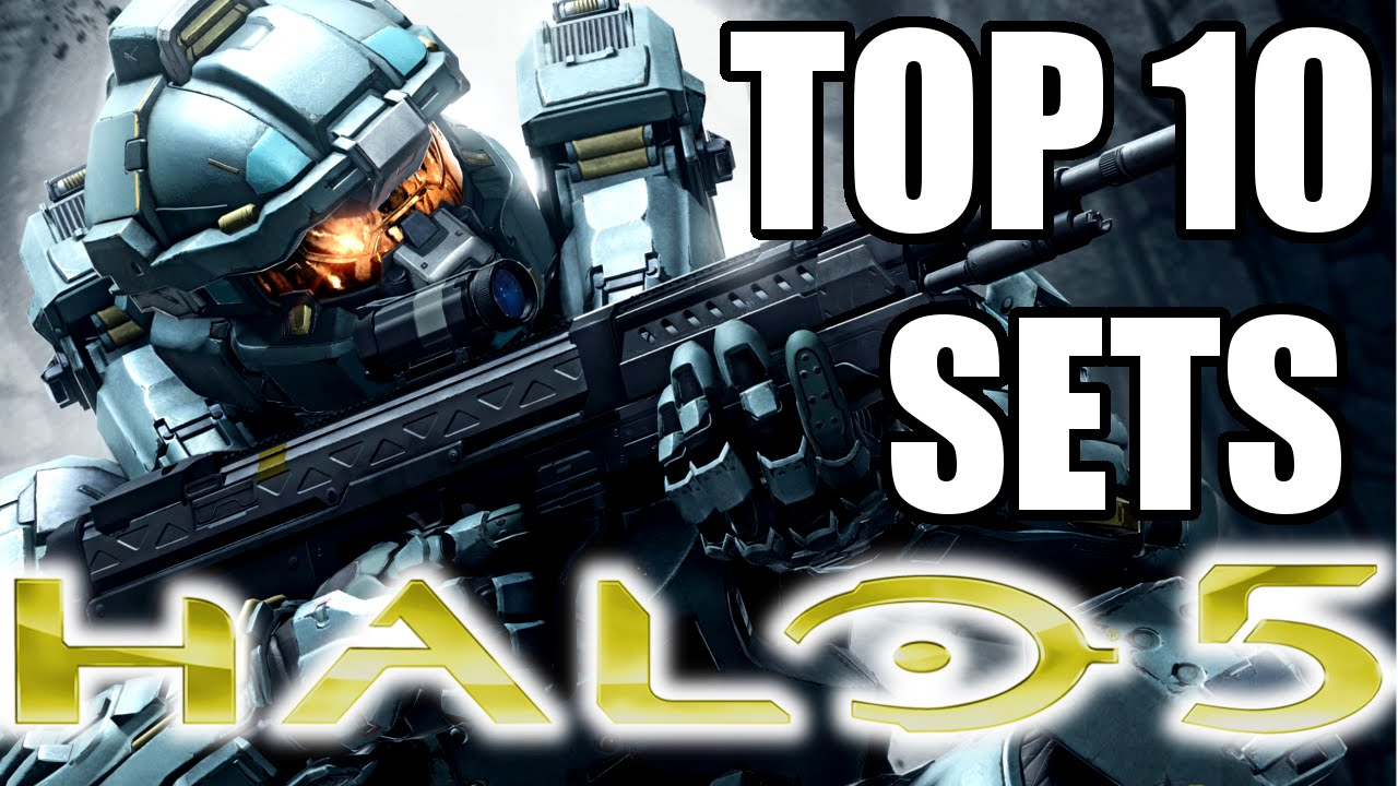 TOP 10 HALO 5 2016 SET IDEAS (HD)!!!