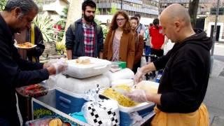 Учеба в Англии. Бесплатная еда для студентов.(, 2015-04-17T09:11:25.000Z)