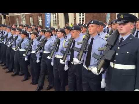 75th anniversary of the Air Cadets