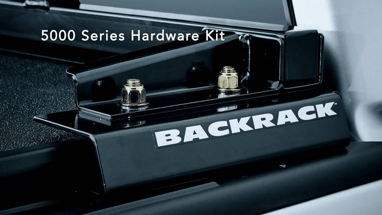 Toyota Tundra Bed Cover >> BACKRACK™ Choosing your Tonneau Adaptor - YouTube