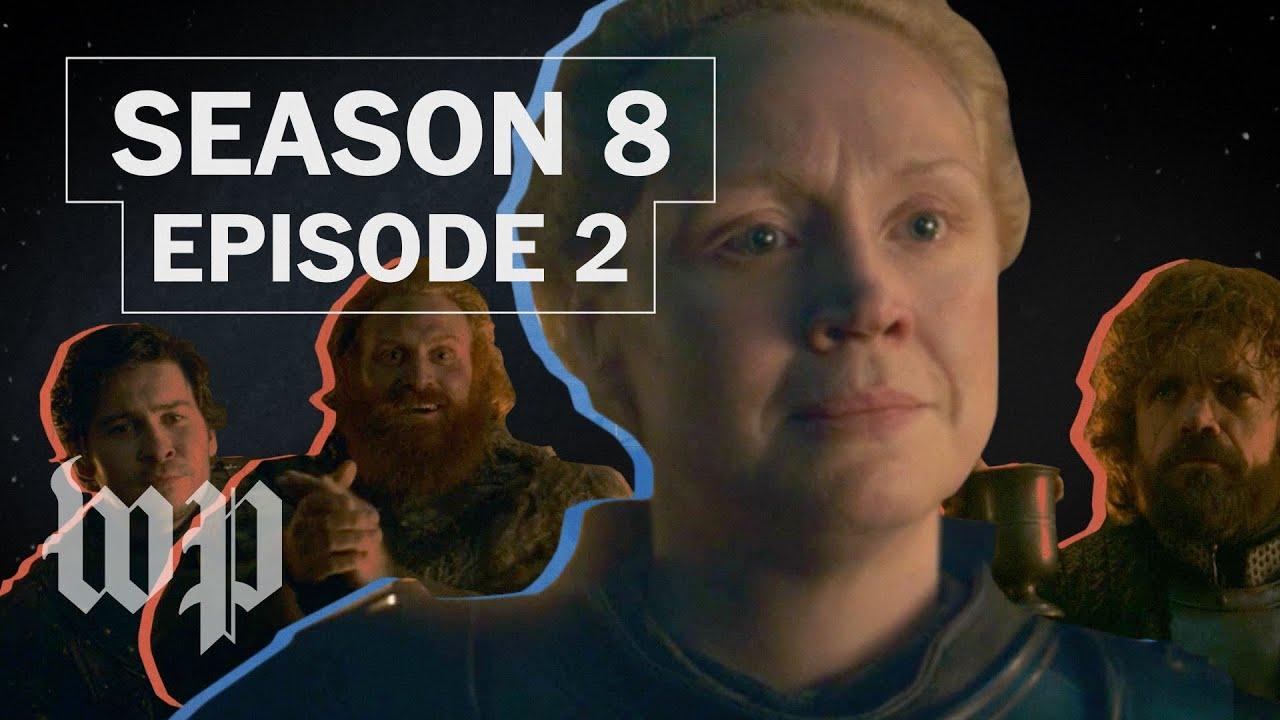 'Game of Thrones' Season 8, Episode 1 Analysis: Callbacks and Easter Eggs