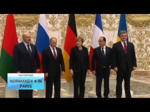 'Normandy Four' Paris Meeting: Leaders prepare to discuss east Ukraine crisis