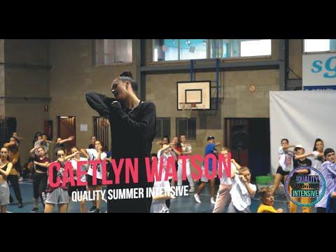 CAETLYN WATSON   LIL' KIM - DURTY   QUALITY SUMMER INTENSIVE 2019   BARCELONA, SPAIN