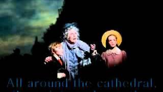 Feed the Birds (Karaoke) - Mary Poppins the Musical