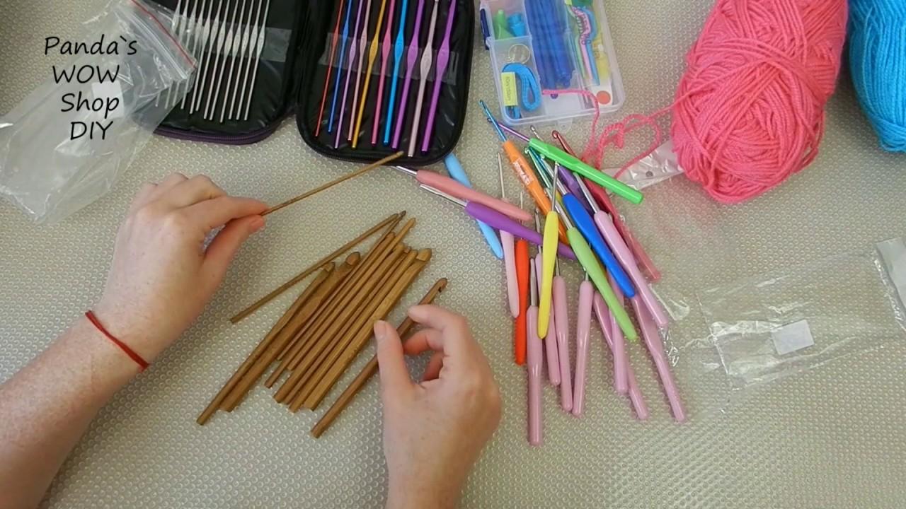 бюджетные крючки для вязания покупки Aliexpress вязание крючком