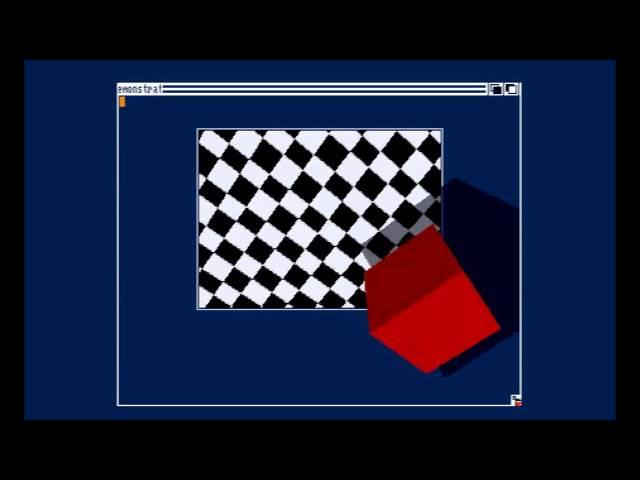 Andromeda - D.O.S - Amiga Demo